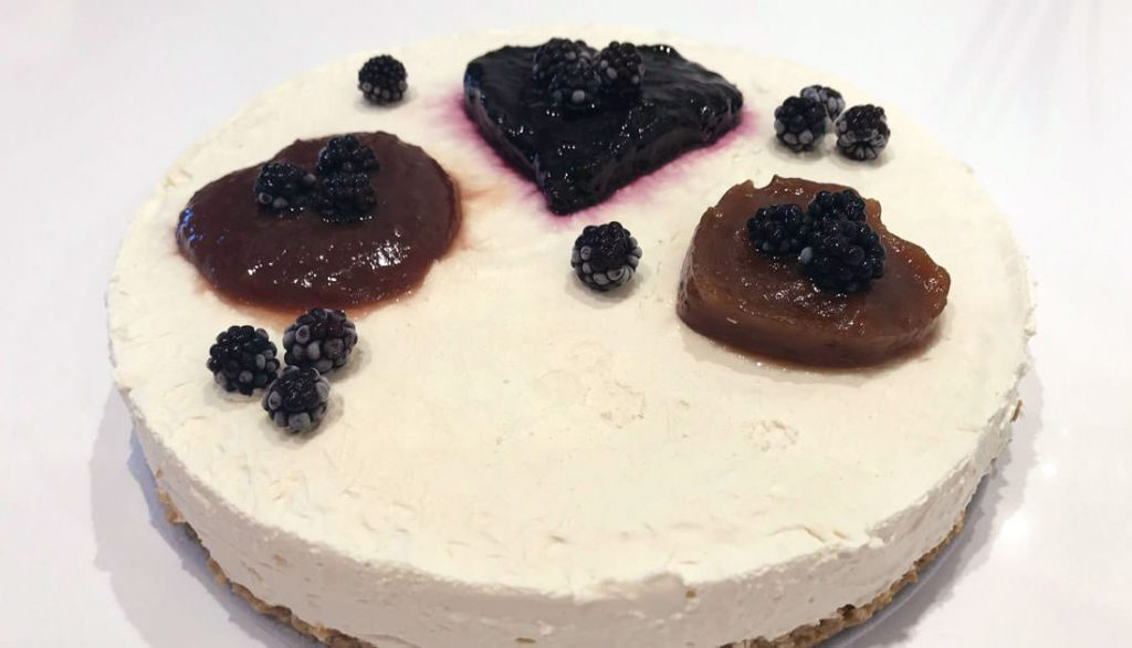 Vegan Cheese Cake