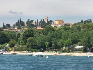 Il Castello di Moniga del Garda